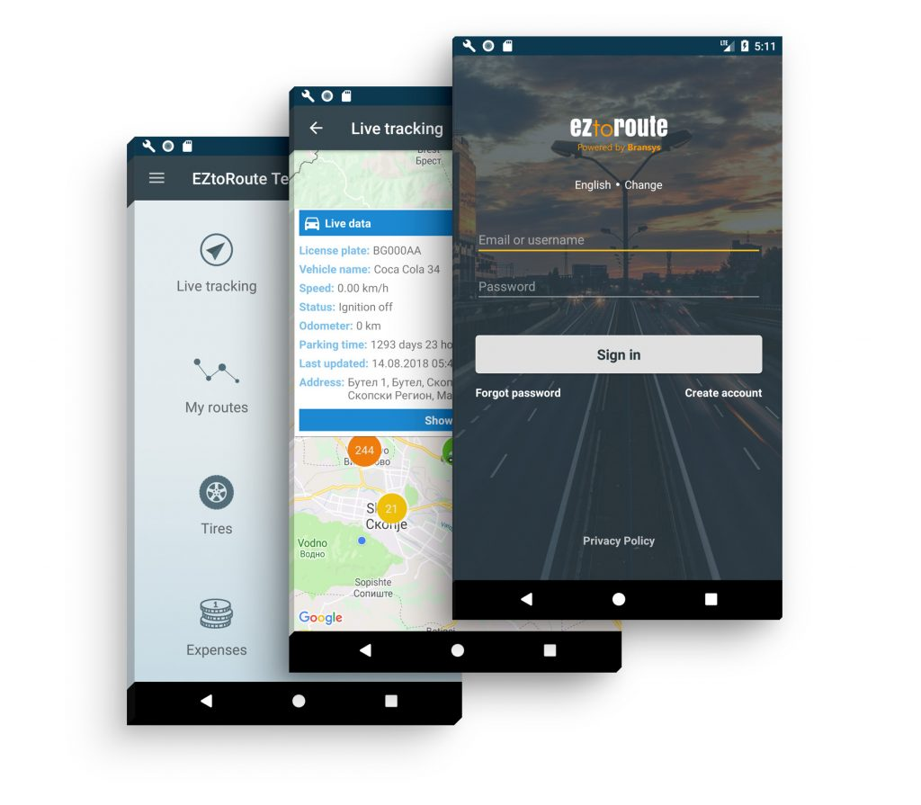 eztoroute-app-screens